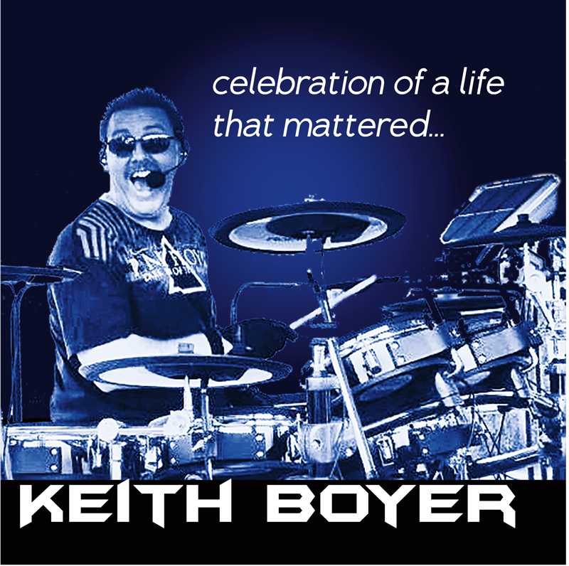 Keith Boyer CD Front